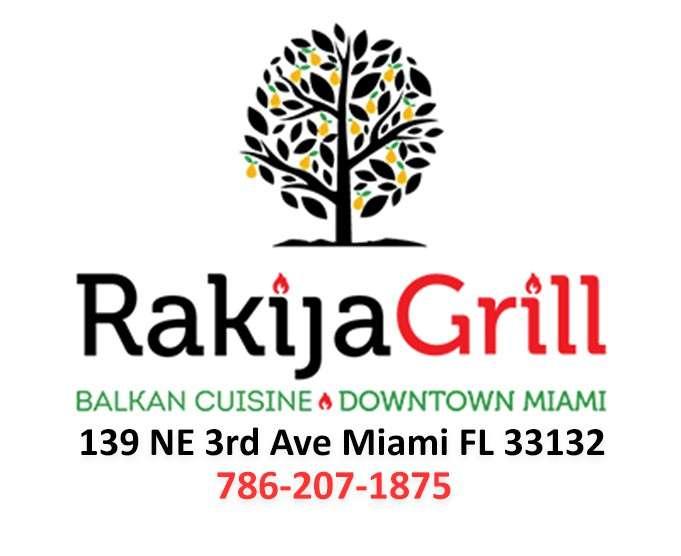 Rakija Grill Downtown is hiring!