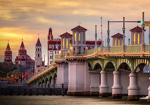 St Augustine – Najstariji grad u Americi!