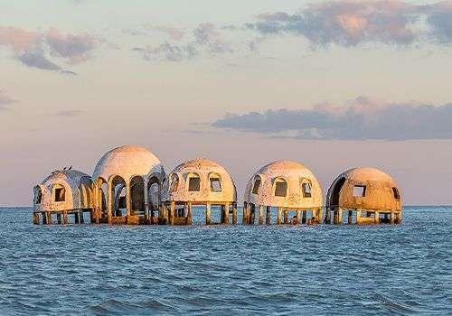 Cape Romano Dome House – Misteriozne kupole na obali Floride!