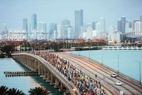 Ovog vikenda održava se Miami Marathon 2020!