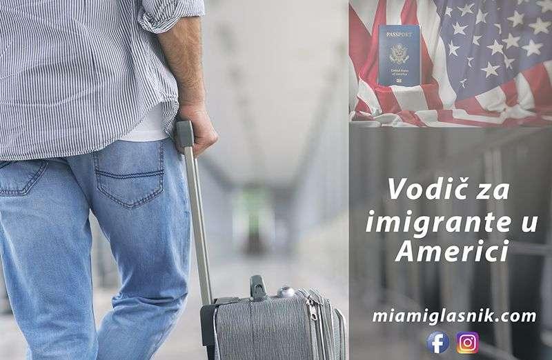 Imigracioni vodič i saveti za lakši život i privikavanje na Ameriku