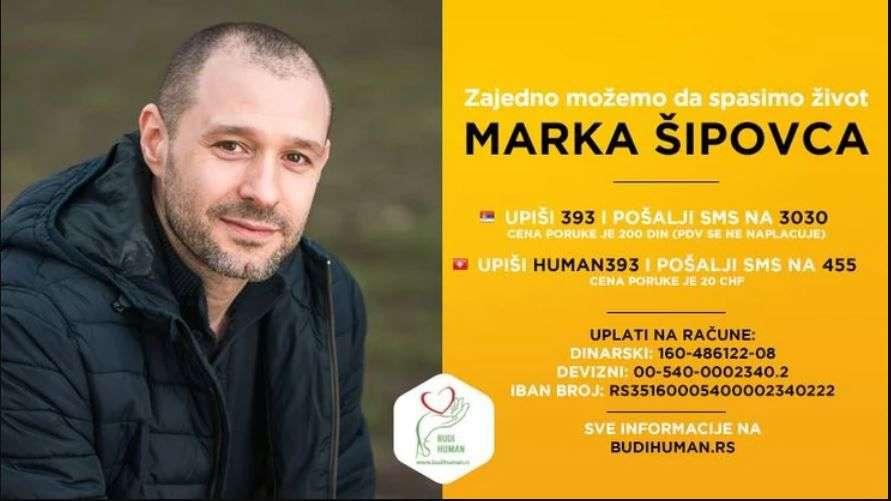 Pomozimo Marku koji je na lečenju u Americi!