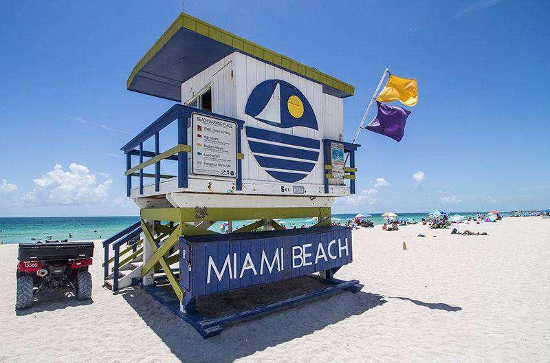 Plaže na Miami Beach-u ostaju zatvorene, restorani se otvaraju 27. maja