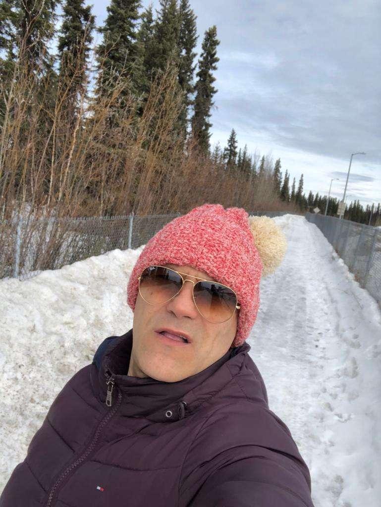 Na kraju sveta: Srbin u karantinu na krajnjem severu Aljaske!