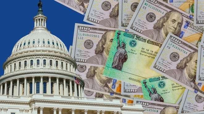 Predstavnički dom usvojio paket pomoći koji uključuje novi stimulativni ček od 1200$