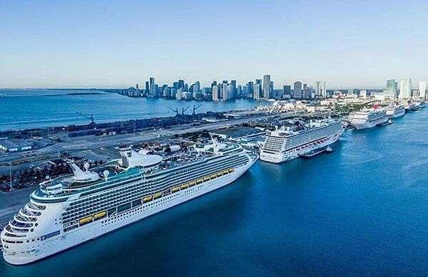 Kruzeri kompanije Royal Caribbean od jula ponovo plove iz Majamija