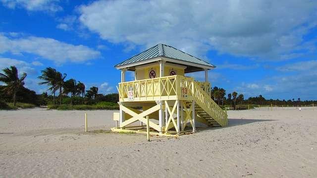 Od 3. jula zatvorene plaže širom južne Floride – Od Palm Beach-a do Key West-a