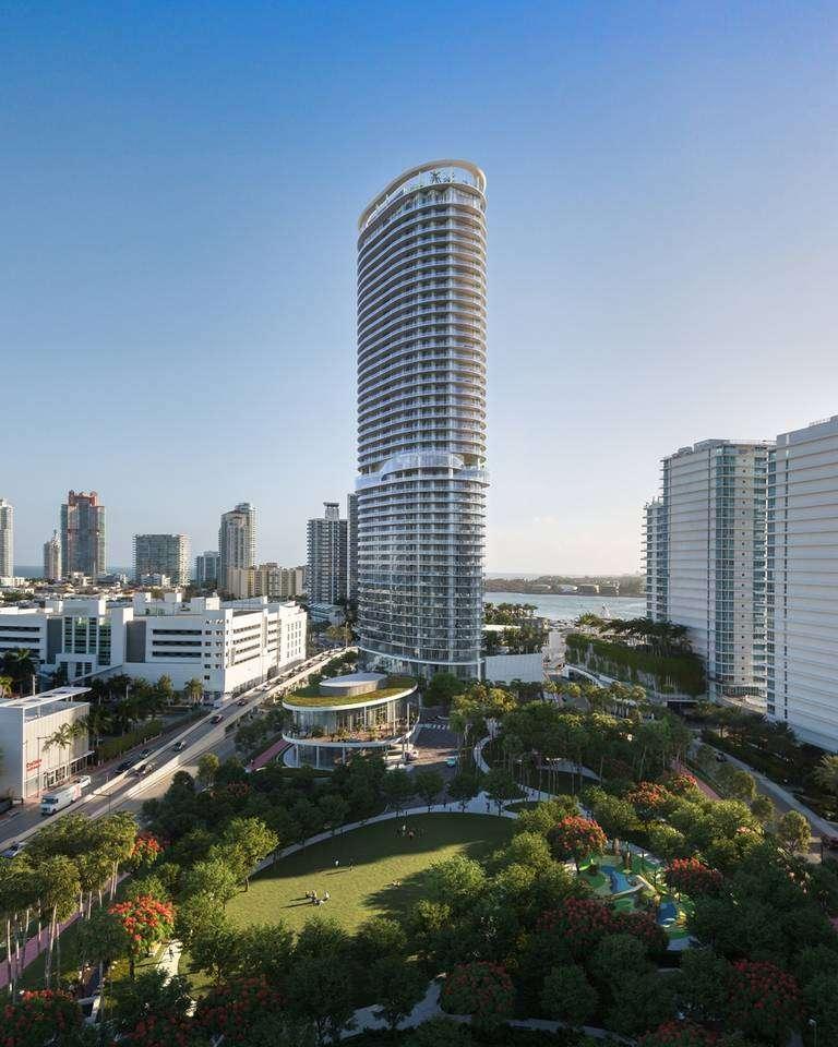 Miami Beach uskoro dobija novi, moderni park na Alton Road-u