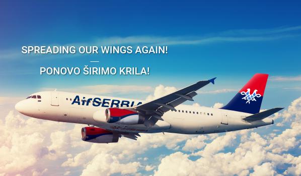 Air Serbia od decembra uvodi dodatne letove do Njujorka