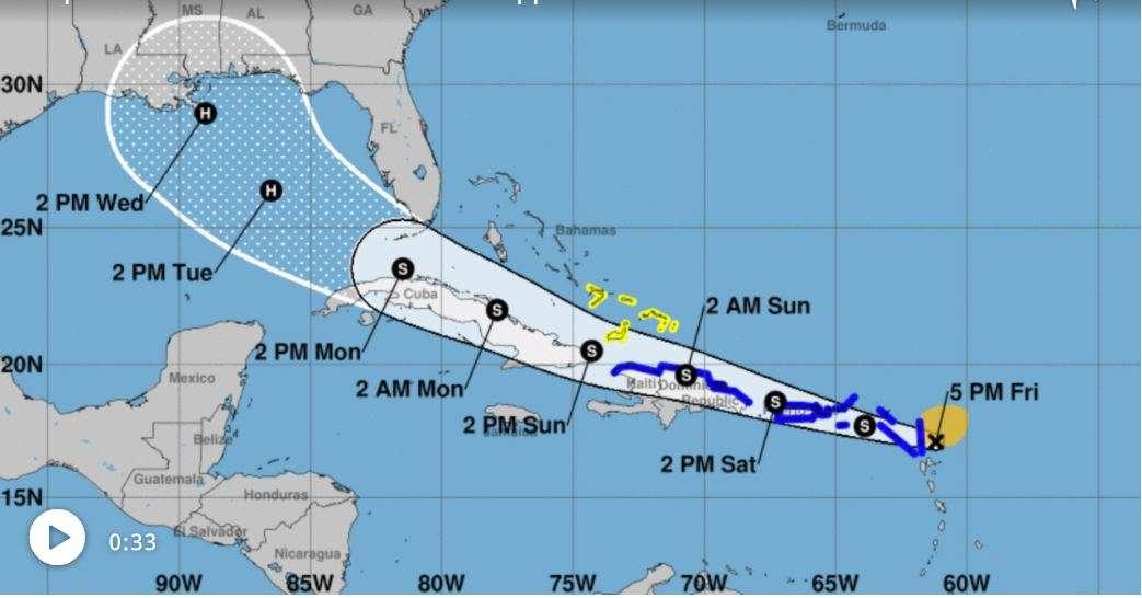 Tropske oluje ipak zaobilaze jugoistočnu Floridu