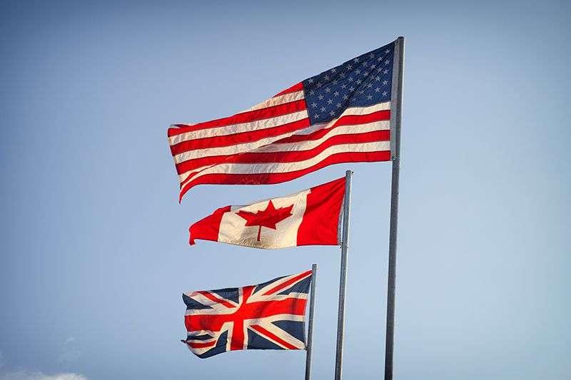 Zašto Amerikanci i Englezi nemaju isti izgovor?