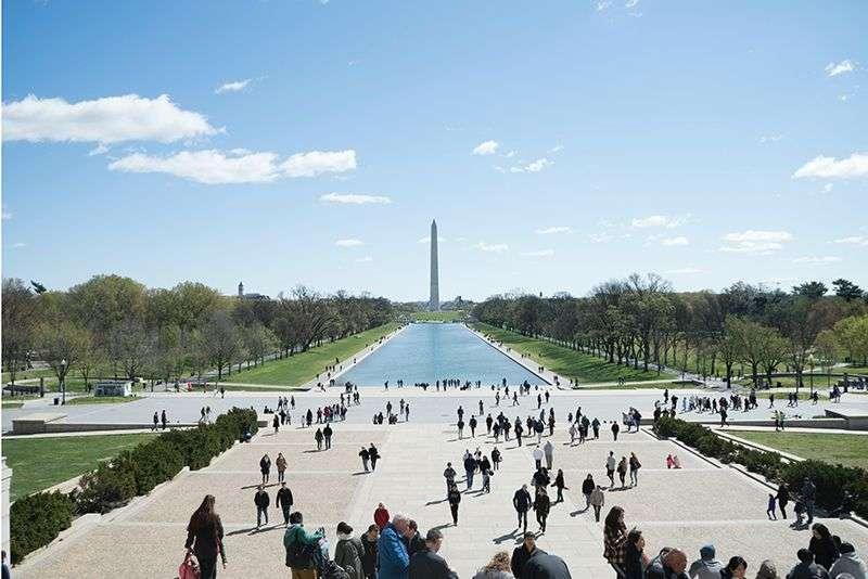 Zbog čega glavni grad Amerike, Vašington DC nije savezna država?