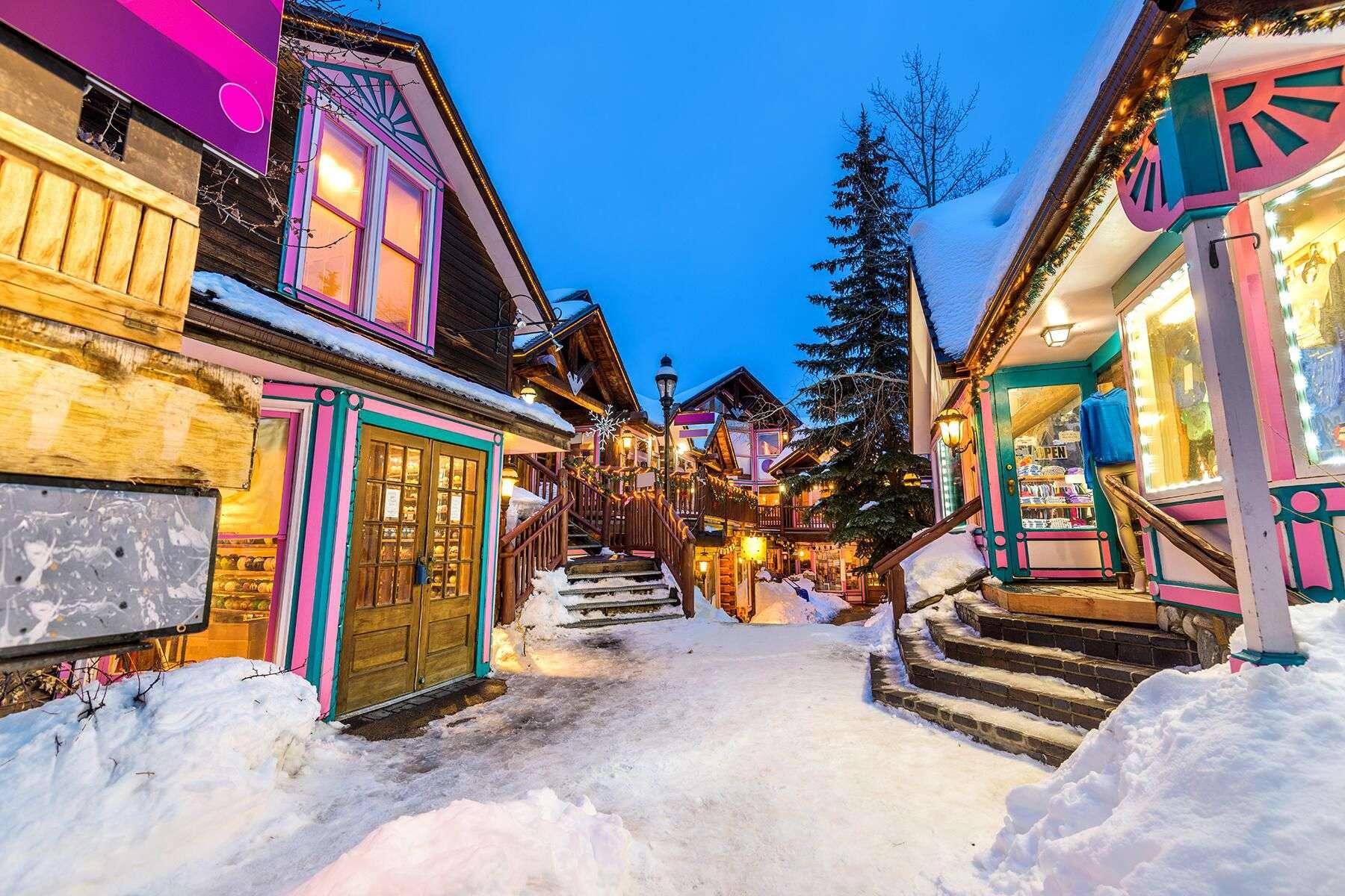 10 Najboljih Ski centara u Sjedinjenim Državama za ovu zimsku sezonu