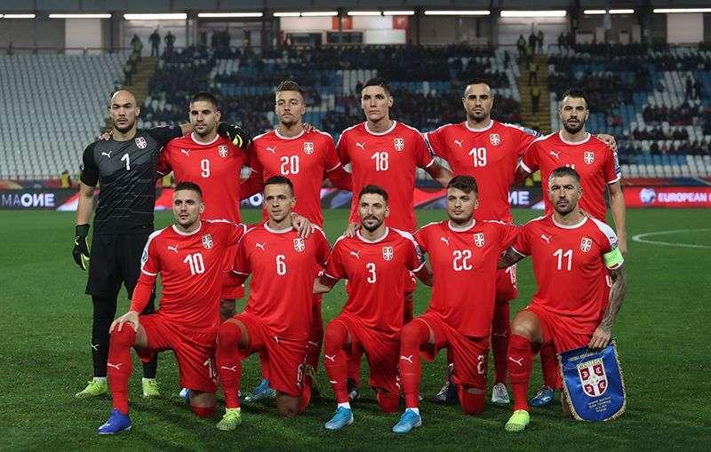 Fudbalska reprezentacija Srbije u januaru na turneji u Sjedinjenim Državama