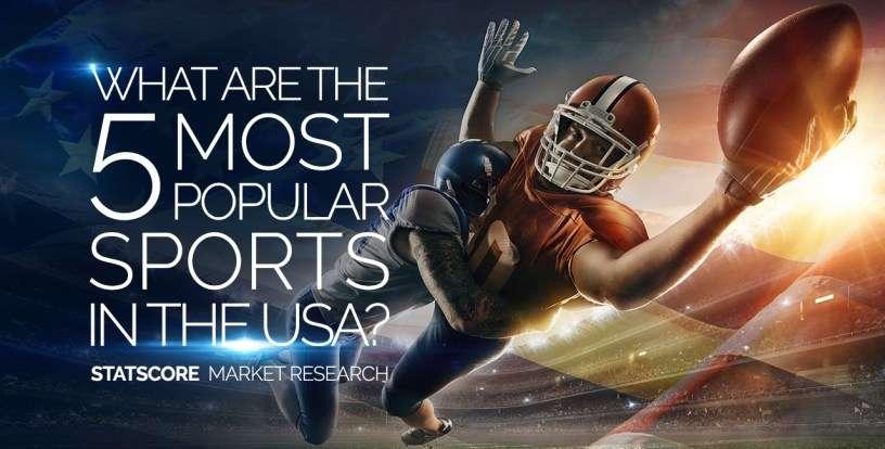Pet najpopularnijih sportova u Americi