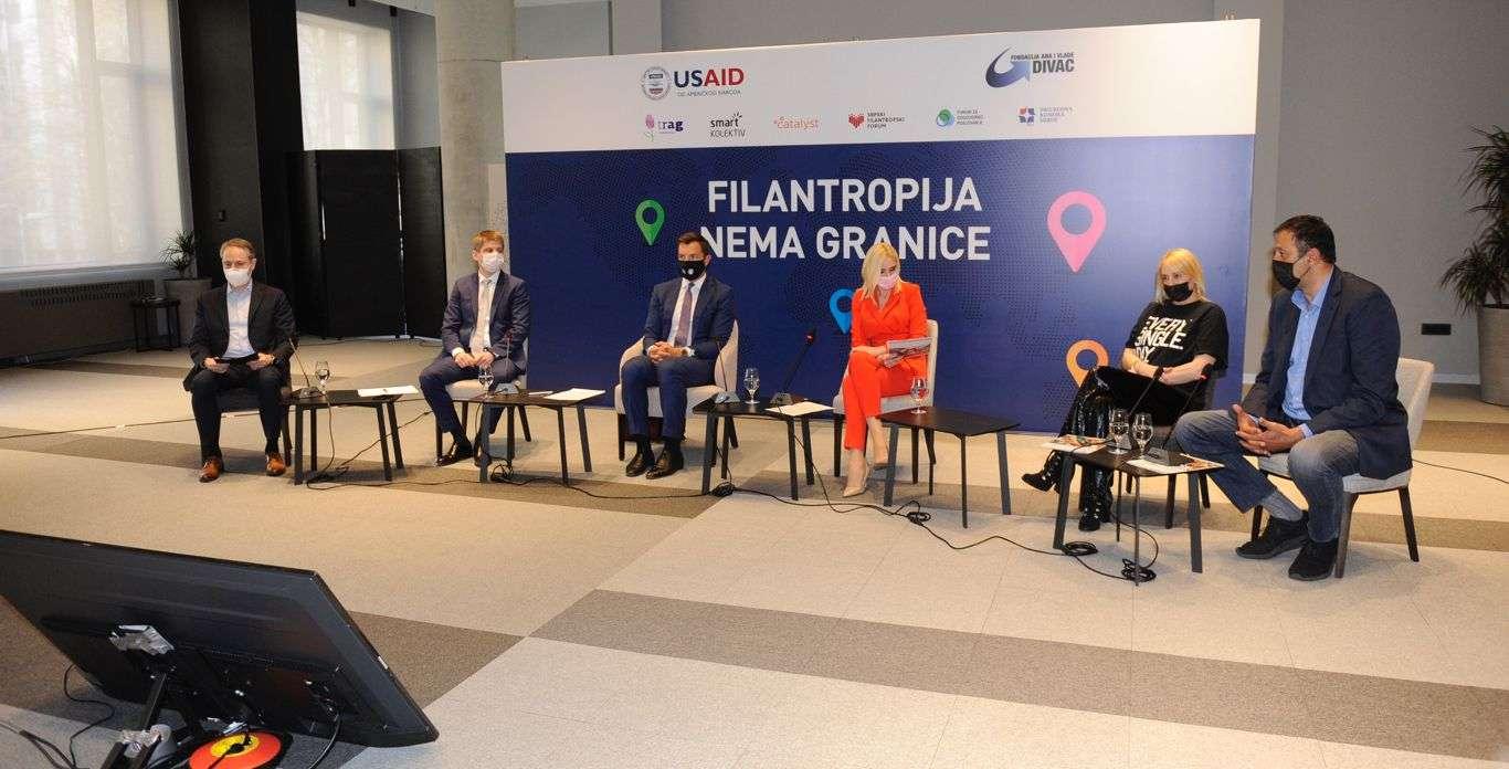 Srpska dijaspora donirala 4,25 miliona dolara tokom 2020. godine u dobrotvorne svrhe u Srbiji