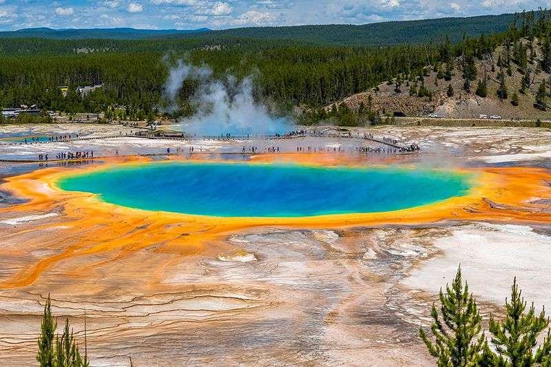 Yellowstone – Najstariji nacionalni park na svetu