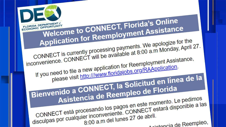 Florida od juna ukida $300 dodatne pomoći za nezaposlene