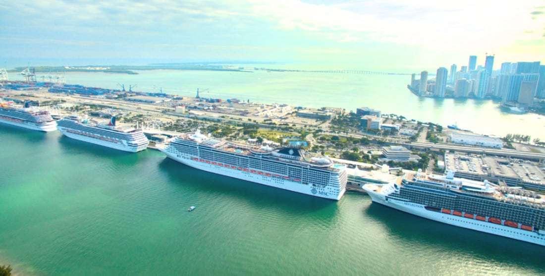 Nakon 15 meseci pauze prvi kruzer isplovio iz luke Majami