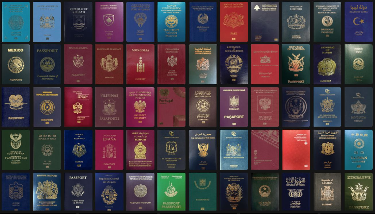 Najmoćniji svetski pasoši za 2021. Evo gde se nalaze SAD i zemlje Zapadnog Balkana